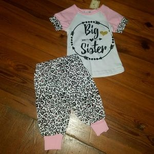 Other - 2pc Big Sister outfit